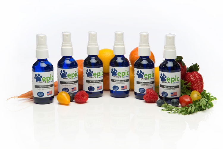 Epic Pet Health Senior Line